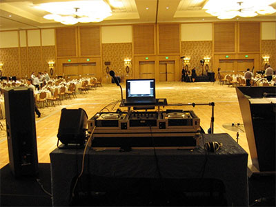 Corporate Function DJ