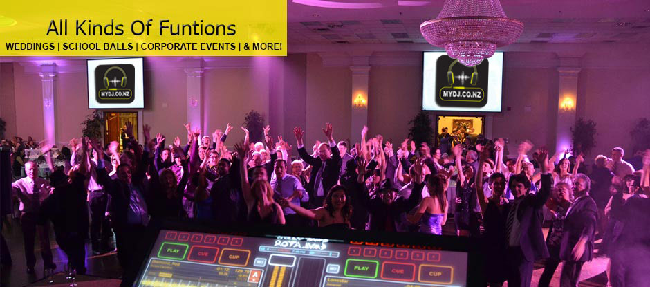 Flexible DJ's To Perform At Any Occasion
